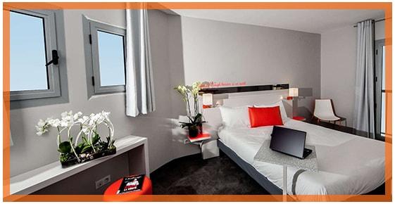 Suites Famille hotel ibis Styles Juan les Pins
